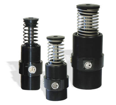 Adjustable Large Bore Series Shock Absorbers
