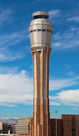 McCarran ATC with Tuned Mass Dampers
