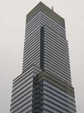 Bloomberg Tower with Tuned Mass Dampers