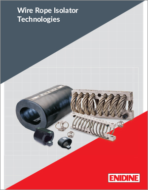 Wire Rope Isolation Products