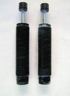 Enidine ECO Series Shock Absorbers Salt Spray