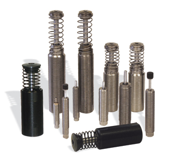 Non-Adjustable Small Bore Series Shock Absorbers